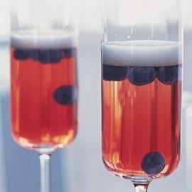 Grape Coconut Champagne Recipe