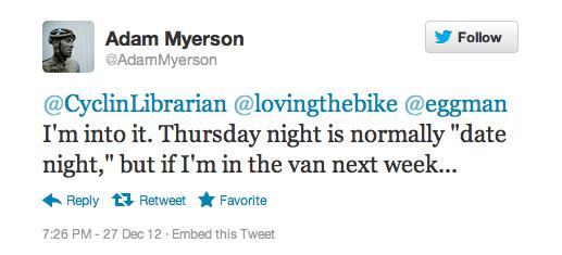 Adam Myerson Cyclocross Twitter