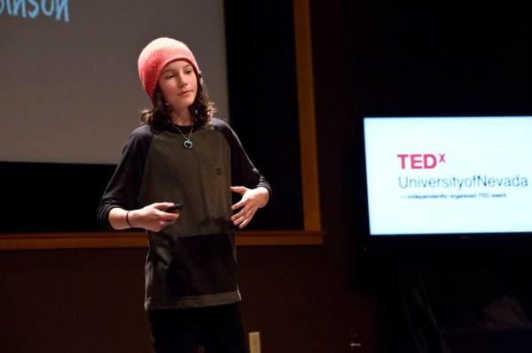 Logan LaPlante TEDx Hackschooling