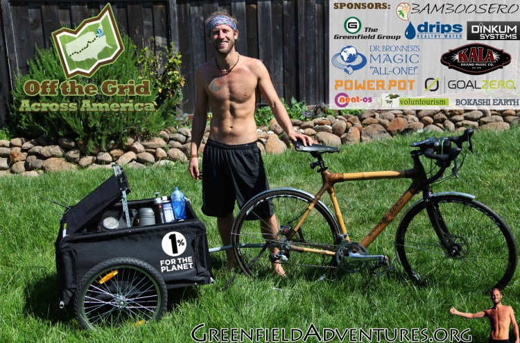 Off the Grid Bicycle Touring