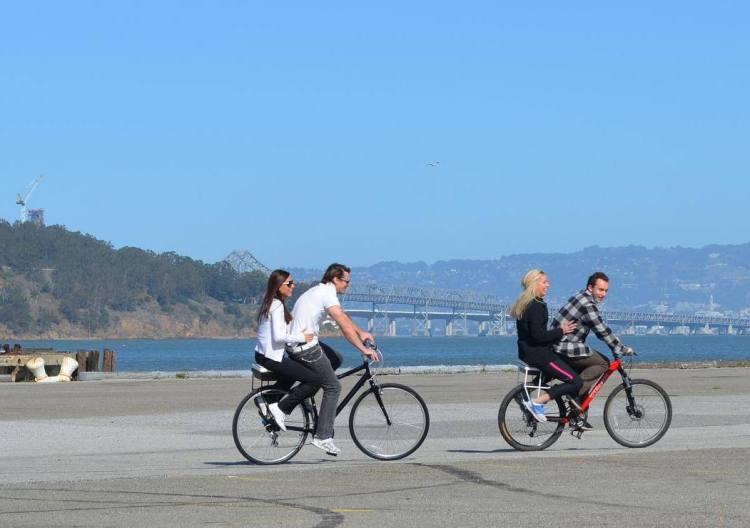 riding SF