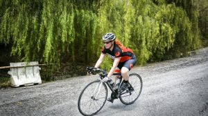 Pic from Sunday's ride, where I earned a rest week!Photo by Ben Choong