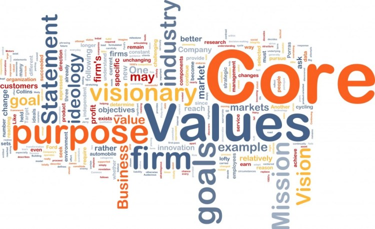 Core Values and Priorities