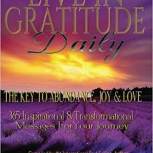 live in gratitude daily
