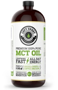 bulletproof coffee best MCT Oil