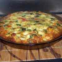 Carbquik Zucchini Pie