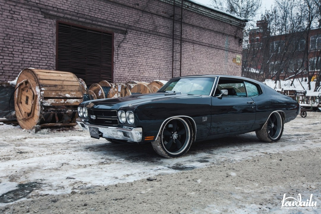 Chevrolet Chevelle SS 454 :: Tow Daily