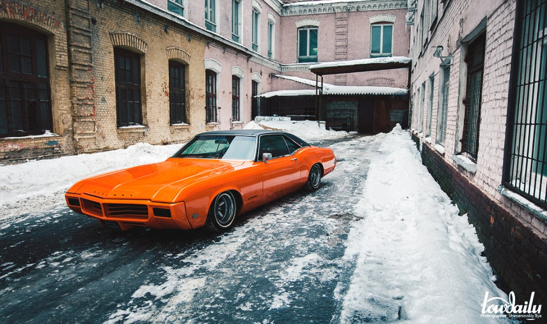 Orange Riviera :: low daily