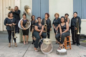 The Original Pinettes Brass Band