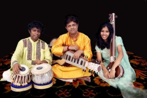 Debashish Bhattacharya & Family