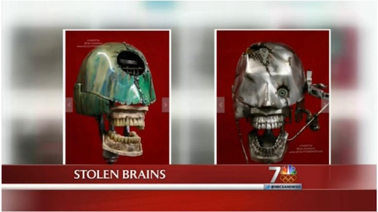 stolen brains