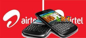 Airtel-Blackberry