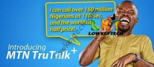 MTN TruTalk Plus