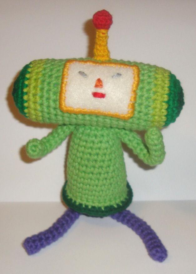 Little Prince Amigurumi Free Pattern : Nerdigurumi Amigurumi Patterns Featuring Kirby, Bioshock s ...