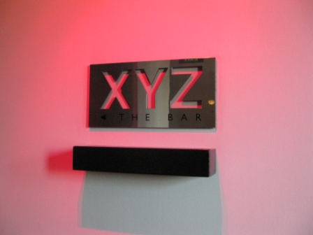 XYZ Bar, W San Francisco