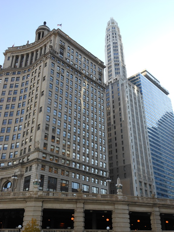 Chicago river architecture tour loyalty traveler for River hotel chicago