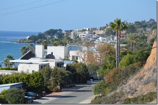 Malibu houses