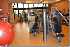Marriott La Jolla Fitness Center