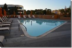 Marriott La Jolla pool