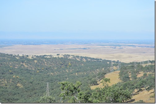 Calaveras County view