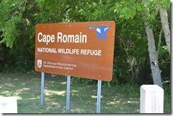 Cape Romain NWR