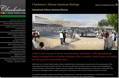 Inter African American Museum