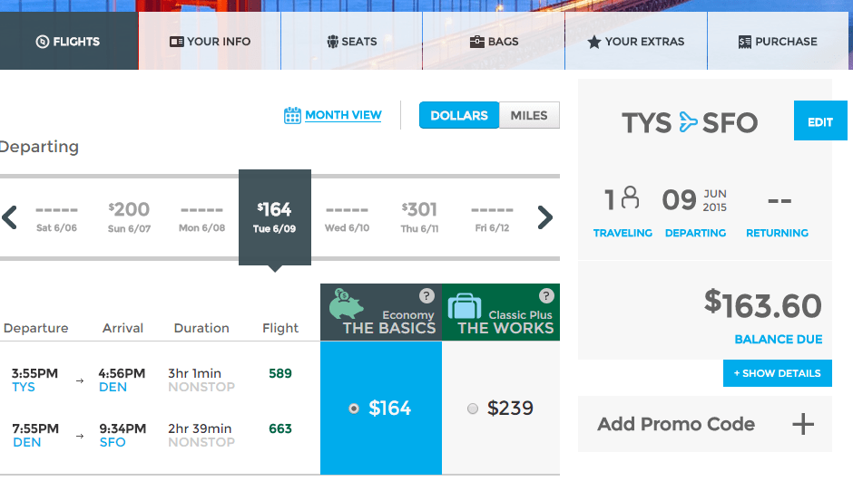 Flyfrontier coupons