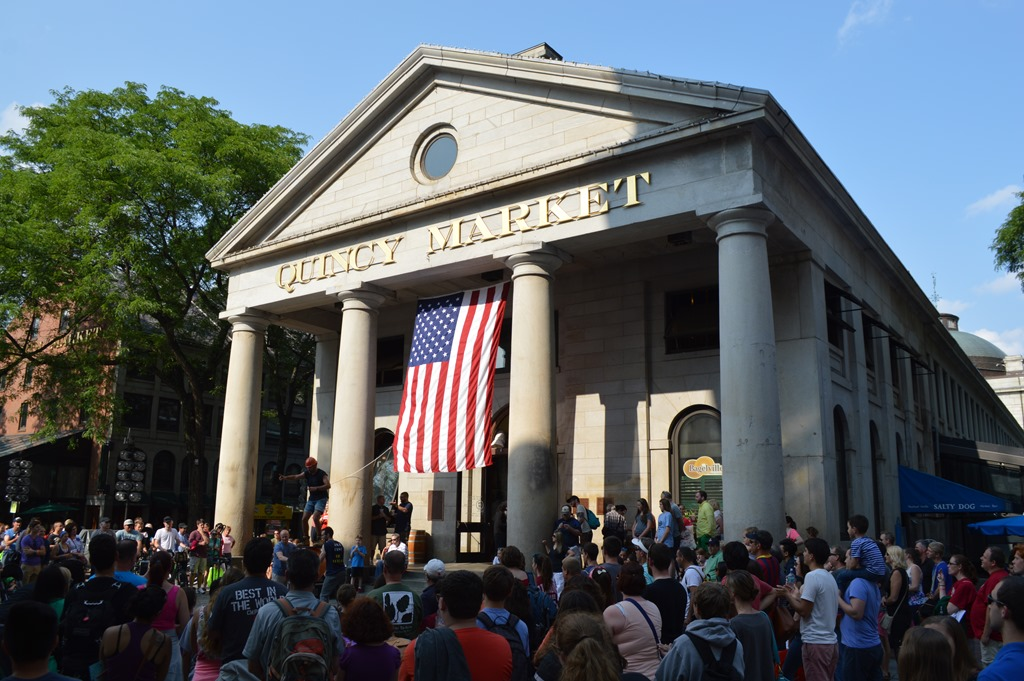 Boston History Walking Tour