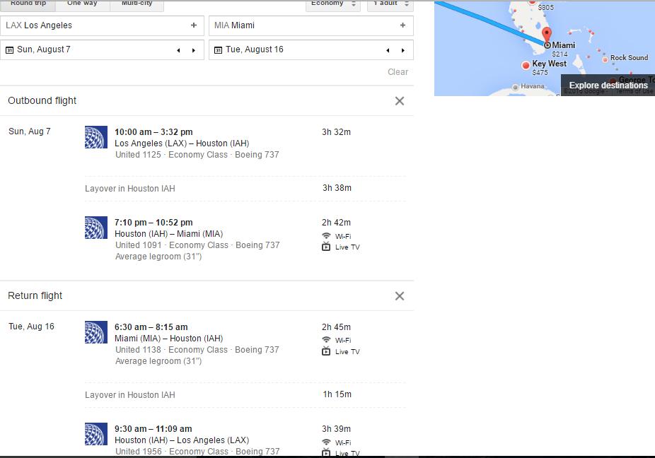 Search Flights - Travelocity