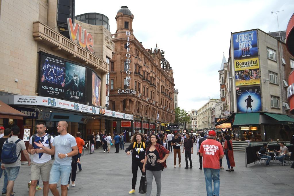 London Walking Tour Tr...