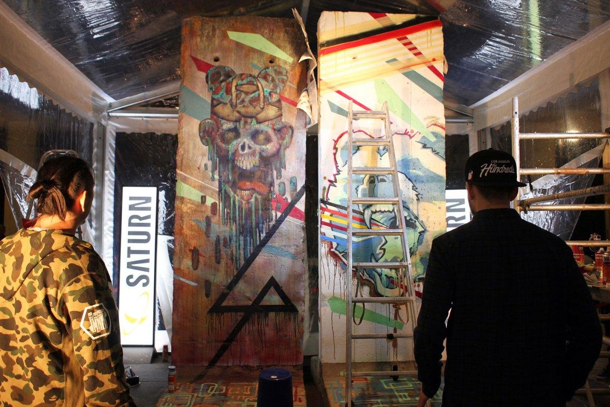 Wall for Good | Bid on Linkin Park's Berlin Wall Pieces