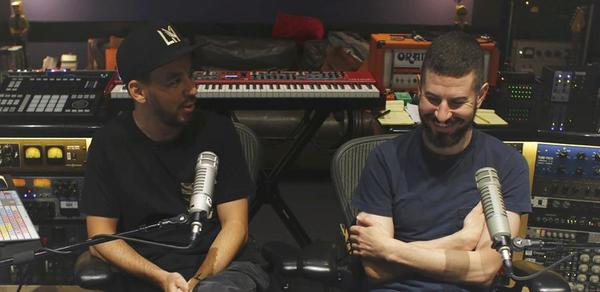Linkin Park Release Studio Update #6 by Podcast