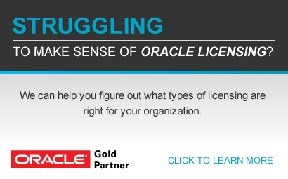 Oracle Licensing Assistance