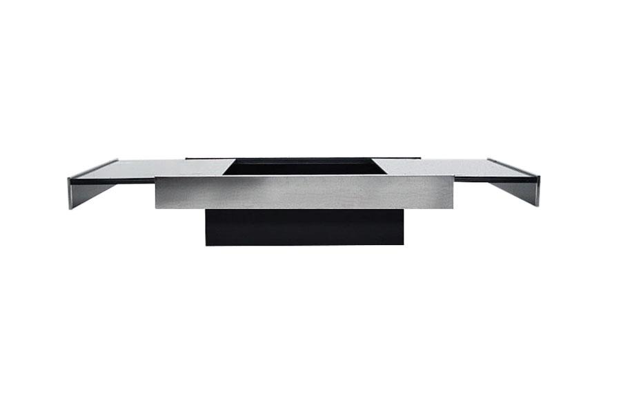 table basse bar willy rizzo pour cidue 1970. ltgmood.com vente en ligne de décoration et de luminaires vintage à paris