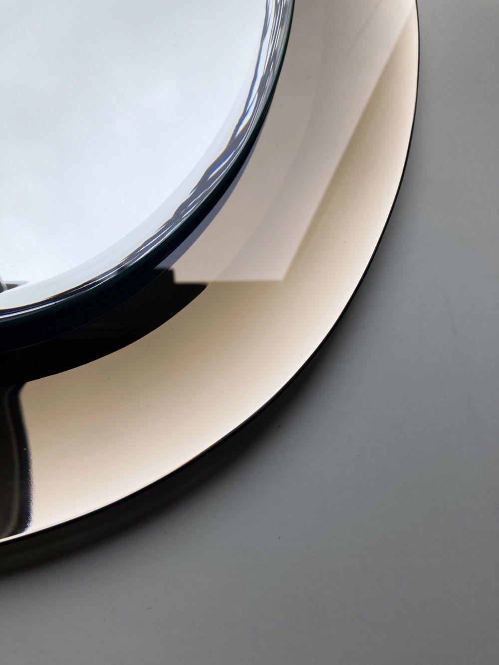miroir Fontana Arte vintage, acheter luminaires vintage à paris chez ltgmood.com vente en ligne de décoration et de luminaires vintage à paris