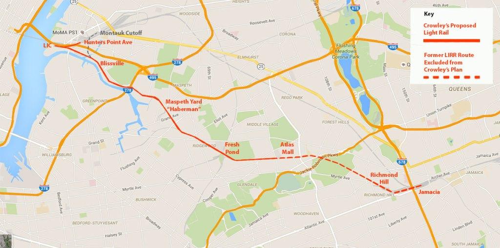 Crowley-Map