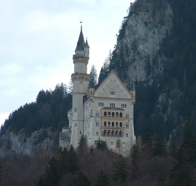 Neuschwanstein Castle (2/6)