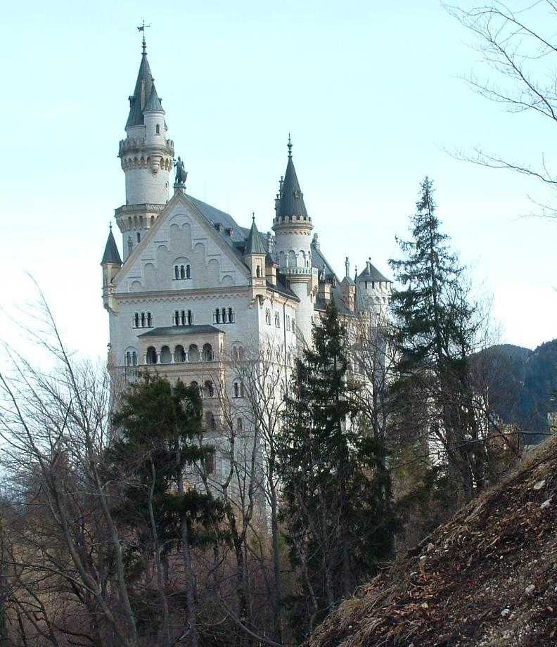 Neuschwanstein Castle (3/6)