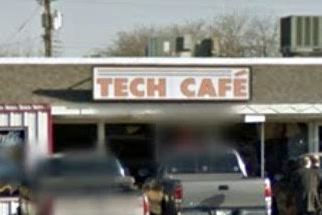 Tech Cafe Menu (50th Street Location)