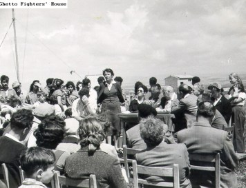 Ziviah Lubetkin, freedom fighter