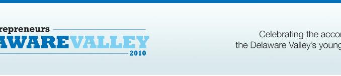 Young Entrepreneurs of the Delaware Valley 2010 Awards logo