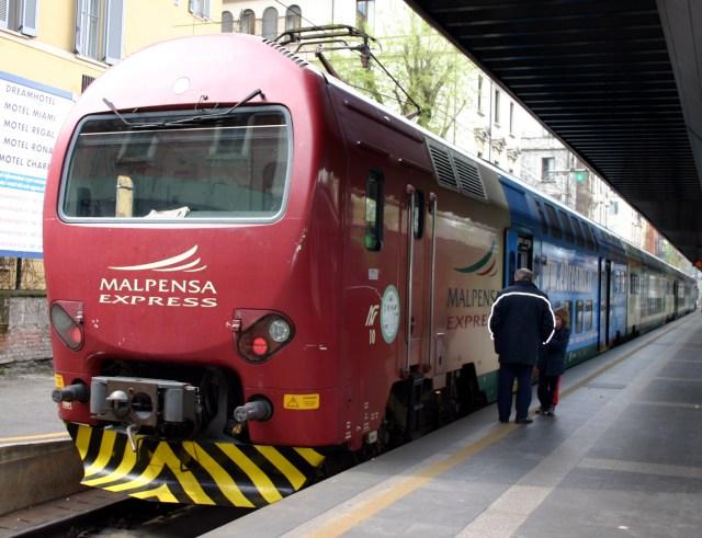 Baño Turco Frecuencia:Aeropuerto de MILAN – Malpensa – LUCATDIS