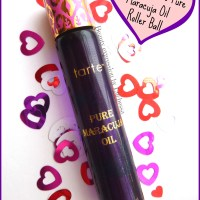 Tarte 100% Pure Maracuja Oil Roller Ball - first impression