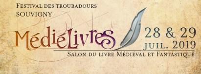 médiélivres - foire médiévale Souvigny