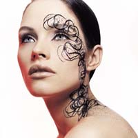 Lucire 2007 beauty | The global fashion magazine