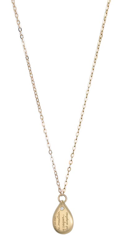 Jeanine Payer Arianna necklace