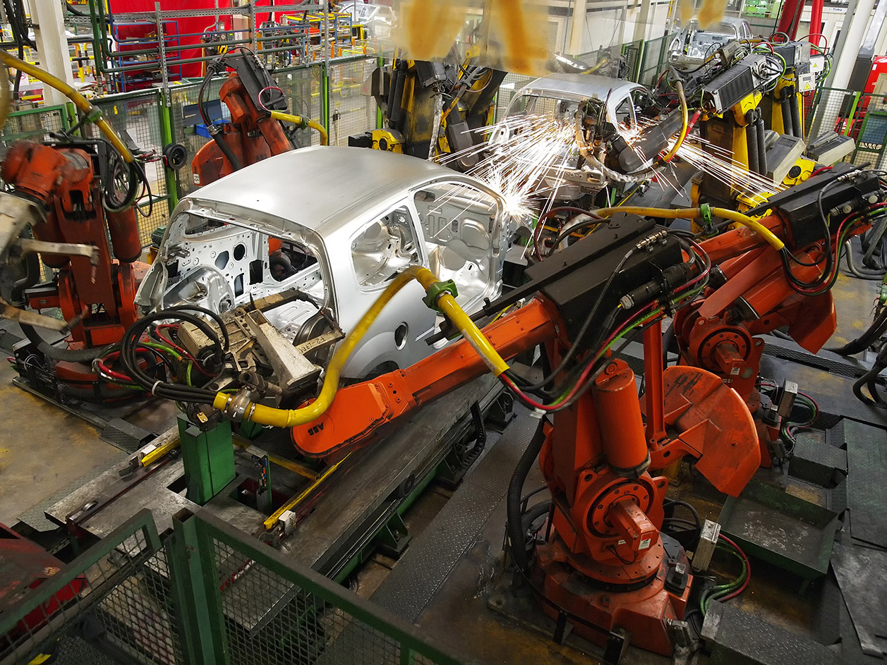 auto manufacturating