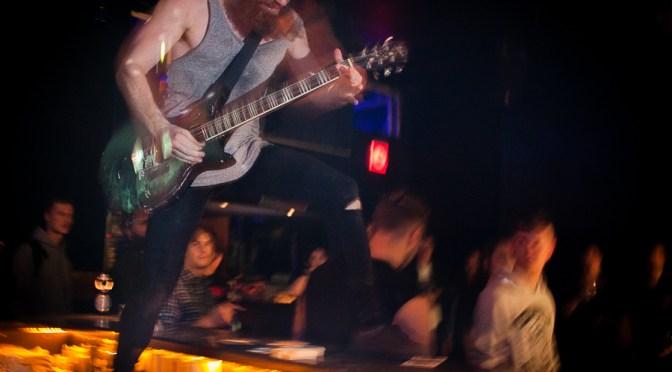 Konzertfotos: HECK + NO LEASH