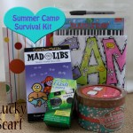 Summer Camp Survival Kit
