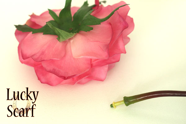 Remove Stems from Flowers